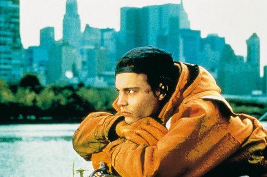 Johnny Depp träumt den amerikanischen Traum