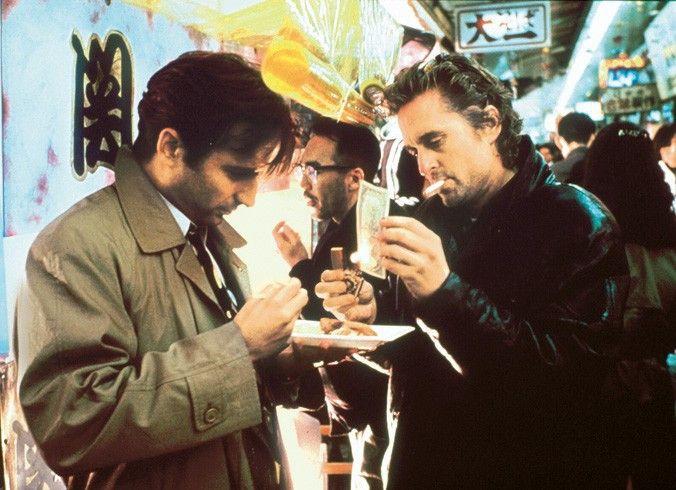 Noch lebt Charlie! Andy Garcia (l.) und Michael Douglas