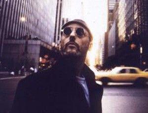 Wo ist denn die Kleine <br>jetzt wieder hin? Jean  Reno als Profi-Killer Léon in New York