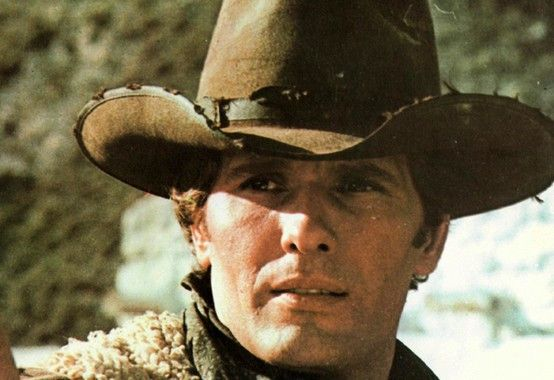 Giuliano Gemma als gefürchteter Revolverheld Roy Blood