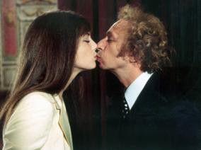 Ist das jetzt Liebe?  Jane Birkin und Pierre Richard
