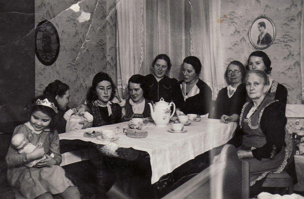 Weihnachten 1939: Da war die Welt noch halbwegs in Ordnung