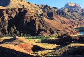 Die Mystik der Natur: der Grand Canyon