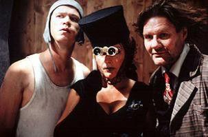 Wo ist die Bande? Die drei Zirkusartisten sind auf  Beutezug