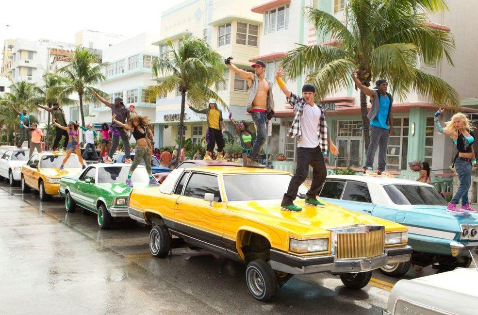 In Miami darf überall getanzt werden