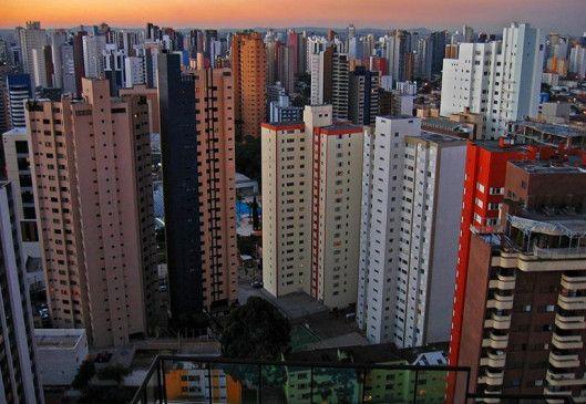 Nein, das ist nicht Schroeder, das ist Curitiba!
