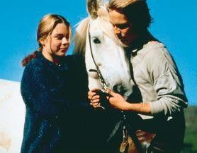 Das ist aber ein liebes Pony! Verra Pakkasvirta  und Til Rafn Sigurdursson