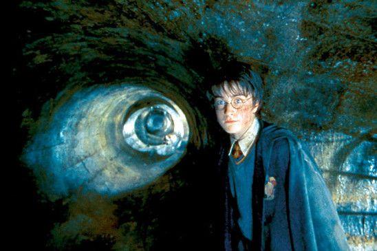 Was wartet denn diesmal auf mich? Daniel Radcliffe als Harry Potter