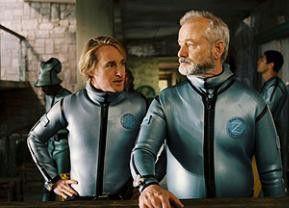 Ab ins Wasser! Owen Wilson und Bill Murray (v.l.)