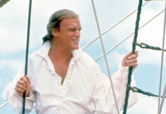 Stets die Nase im Wind! Keith Michell als James Cook