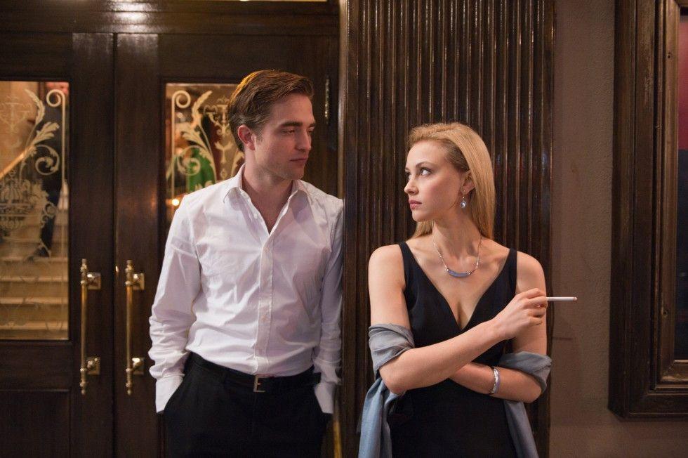 Kühles Verhälnis: Robert Pattinson und Sarah Gadon
