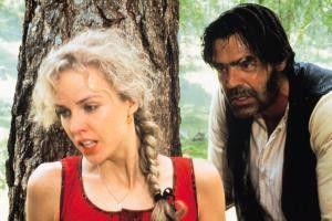Wo hast du dich wieder herumgetrieben? Michael  Greiling bedrängt Claudia Messner