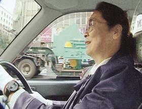 Wenn einer eine Reise tut... Taxifahrer in Tokio