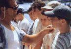 Na, was habt ihr an Land gemacht, Jungs, ein Eis  gegessen? Jeff Bridges (l.) als Käpt'n Knochenhart