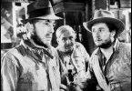 Damit hat Bogart (l.) nun nicht gerechnet: Auch die  Mexikaner wollen eine Scheibe vom Kuchen abhaben