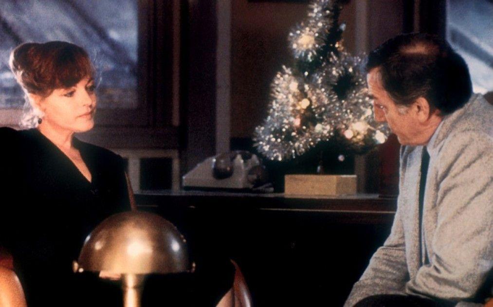 Ich sage Ihnen doch: Mein Mann ist schuldig! Romy Schneider und Lino Ventura