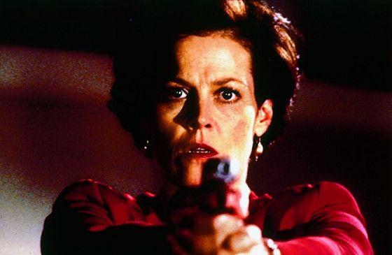 Jetzt will er mich killen! Sigourney Weaver