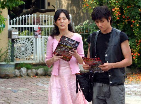 Eine ungewöhnliche Beziehung: Jae Hee (r.) und Lee Seung-yeon
