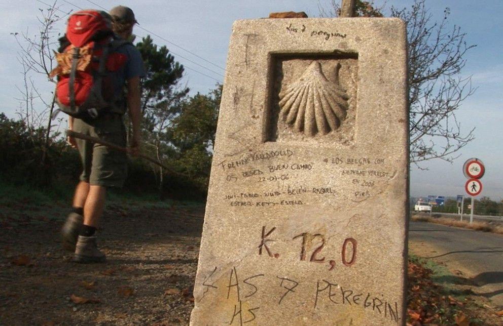 Wandern im Zeichen der Muschel: unterwegs nach Santiago de Compostela