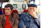 Uns erkennt doch keiner! Arthur (Jean-Paul Belmondo. l.) und Anatole (Bourvil)