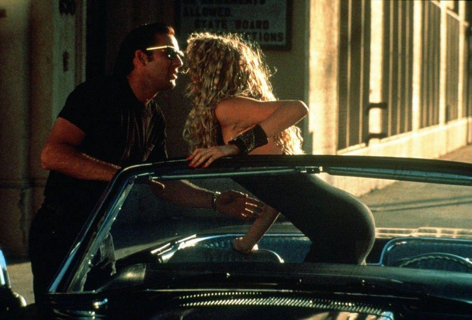 Auf der Flucht: Lulu (Laura Dern) und Sailor (Nicholas Cage)