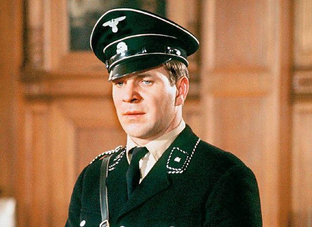 Götz George als Auschwitz-Kommandant Lang
