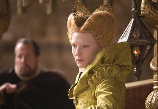 Muss den Thron verteidigen: Cate Blanchett als Elizabeth I.