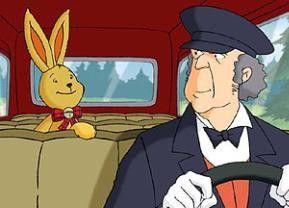 Ja bitte immer geradeaus, Herr Chauffeur! Felix auf Weltreise