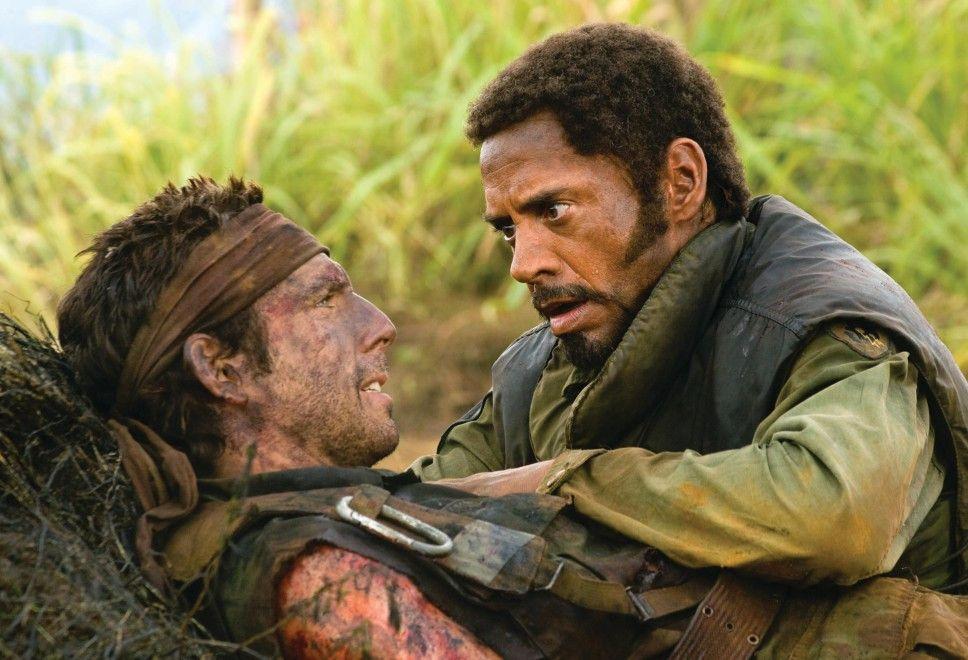 Jetzt heul' schon! Robert Downey jr. (r.) und Ben Stiller