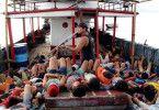 Der skrupellose Kapitän Murène beutet die Kinder erbarmungslos aus