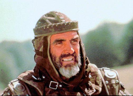 Der Held ist müde: Sean Connery als Robin Hood