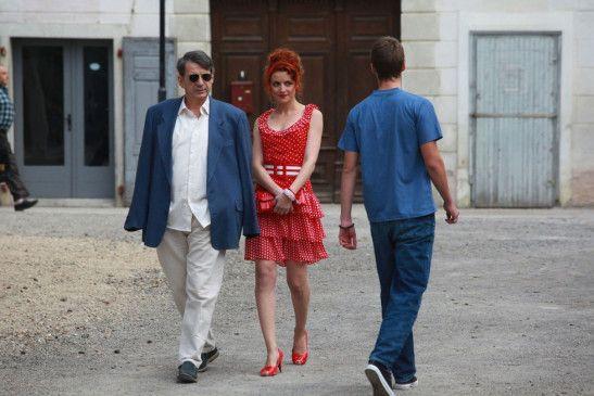 Flanieren in der alten Heimat: Divko (Miki Manojlovic) und Azra (Jelena Stupljanin)
