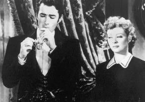 Du solltest dich jetzt entscheiden! Gregory Peck  mit Greer Garson