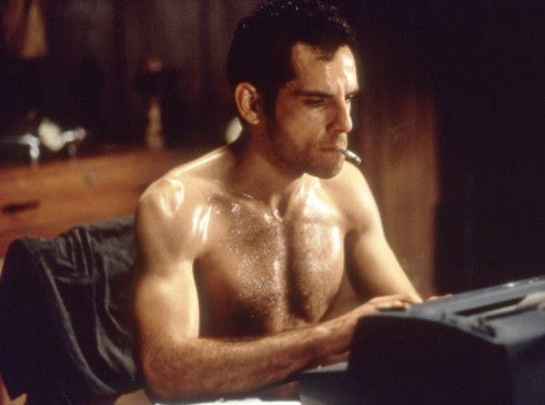 Schreiben bis zum Schweißausbruch: Ben Stiller als Jerry