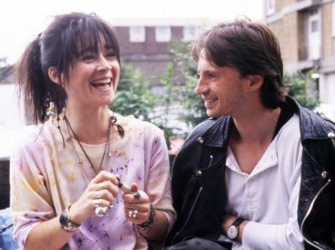 Stevie (Robert Carlyle) und Susan (Emer McCourt) wollen ein neues Leben beginnen