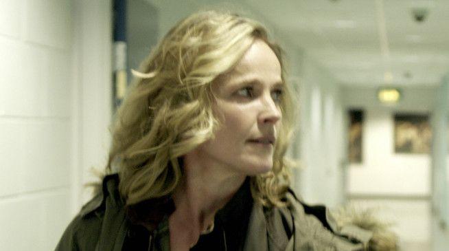 """Karoline Eichhorn als Gillian in """"Charlotte Link - Der Beobachter""""."""