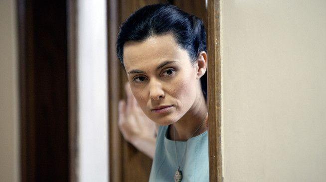 """Gehört schon fast zum Inventar der """"Mordkommission Istanbul"""": Idil Üner."""