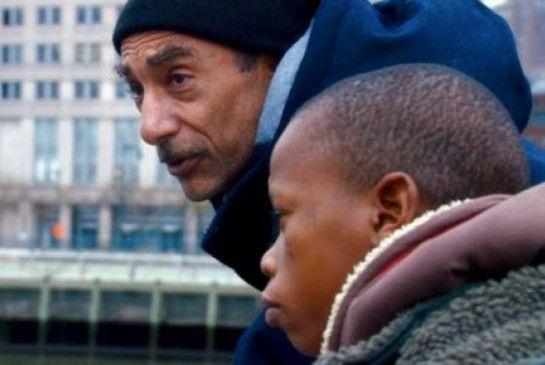 Fremde Welt für Vater und Sohn ...