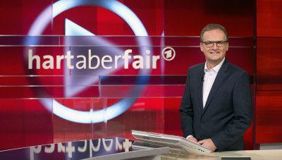 Hart aber fair und Faktencheck live in der ARD-Mediathek