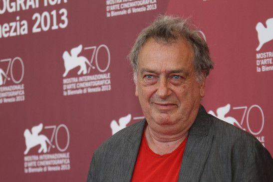 Regiestar aus Großbritannien: Stephen Frears.