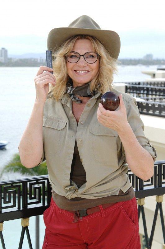 Maren Gilzer wurde die Dschungelkönigin der neunten Staffel (2015).