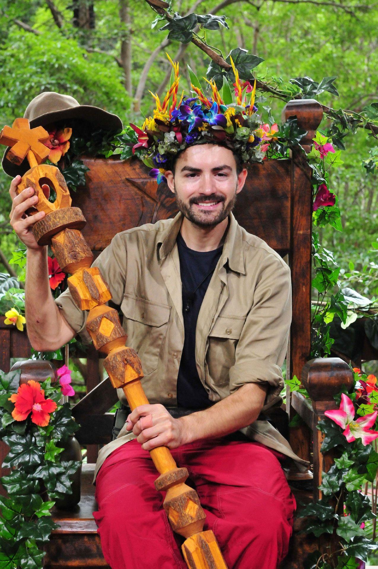 Der Dschungelkönig der zehnten Staffel (2016) ist Menderes Bagci.