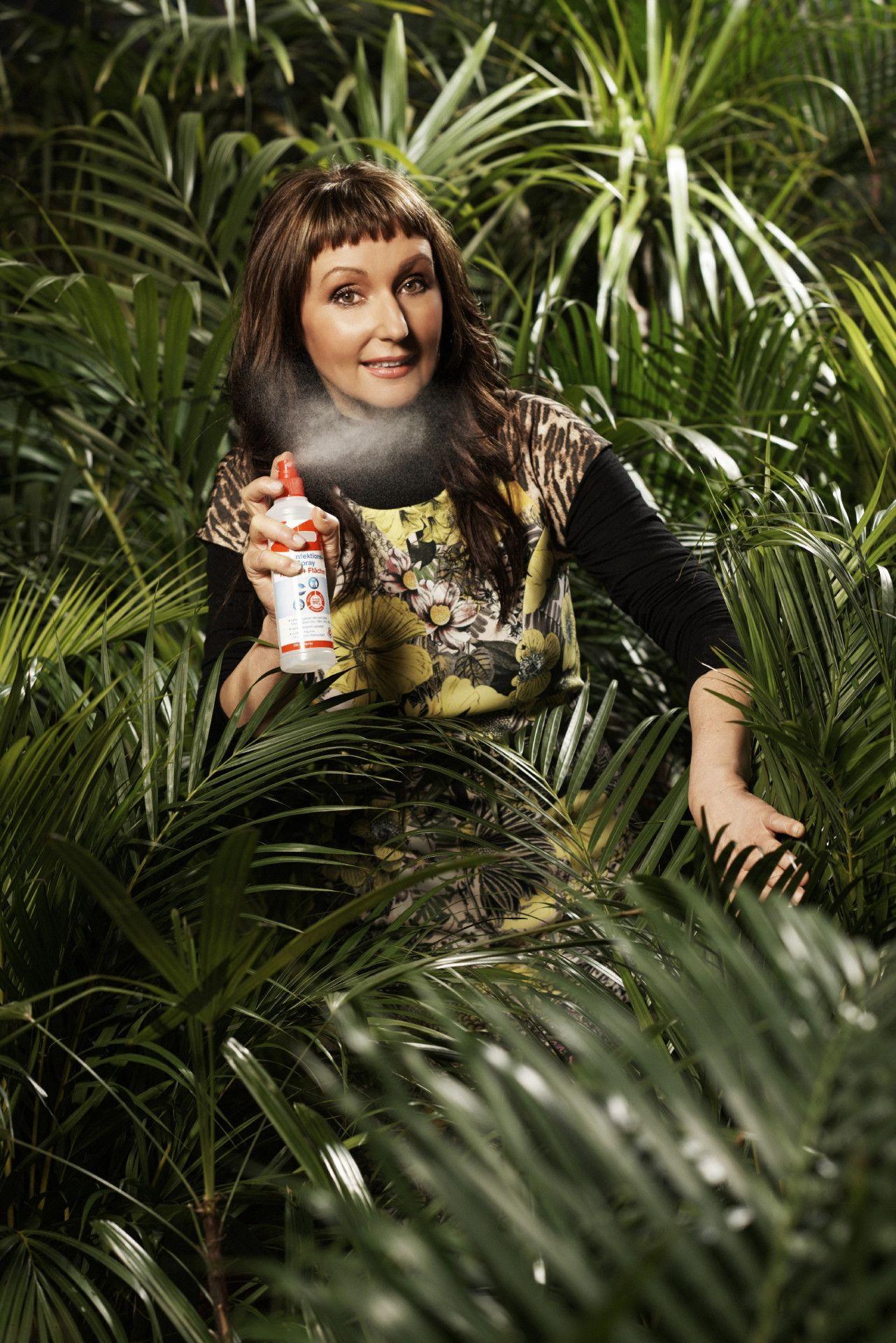 Hanka Rackwitz arbeitet eigentlich als TV-Maklerin, hofft im Dschungel aber ihre Ängste und Zwänge zu überwinden.