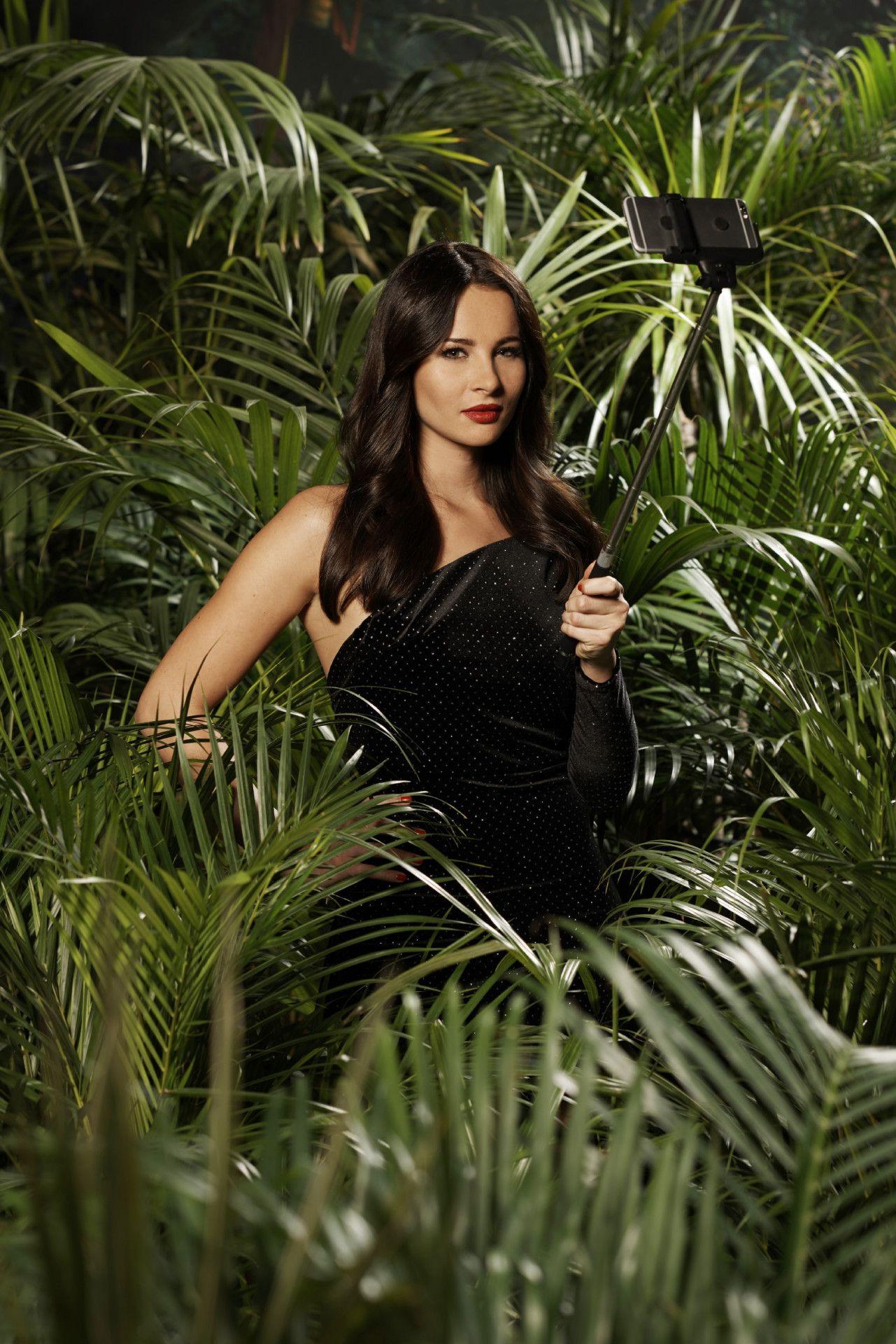 """Nicole Mieth bringt als Schauspielerin beste Voraussetzungen für den Dschungel mit: """"Ich habe schon mal getrocknete Seidenraupen gegessen."""""""