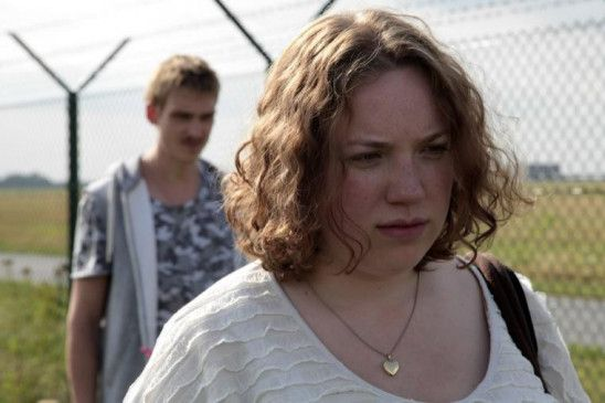 Trauerkloß: Julia Jendroßek als Cindy.