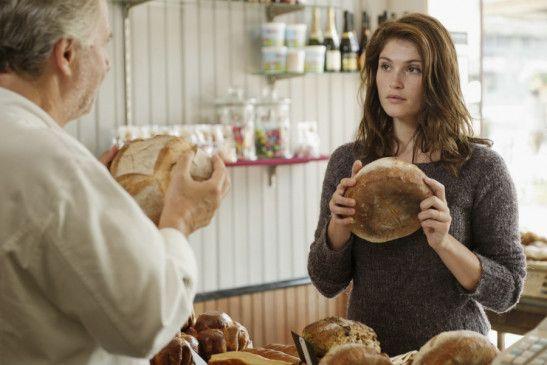 Leckeres Brot: Fabrice Luchini und Gemma Arterton.