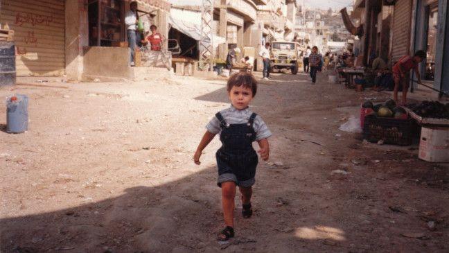 Für Kinder ein Abenteuerspielplatz: Flüchtlingslager Ain el-Helweh.
