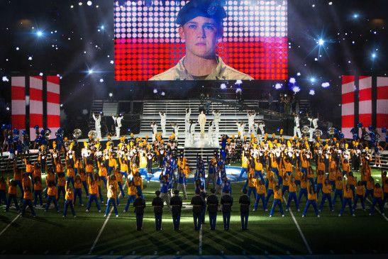 Billy Lynn ist Soldat.
