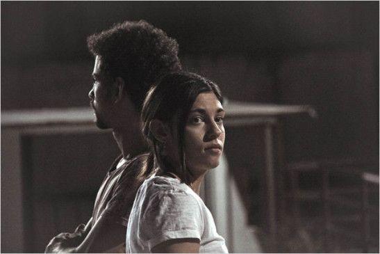 Daphne (Niki Vakali) und Farris (Tawfeek Barhom) haben es nicht leicht.