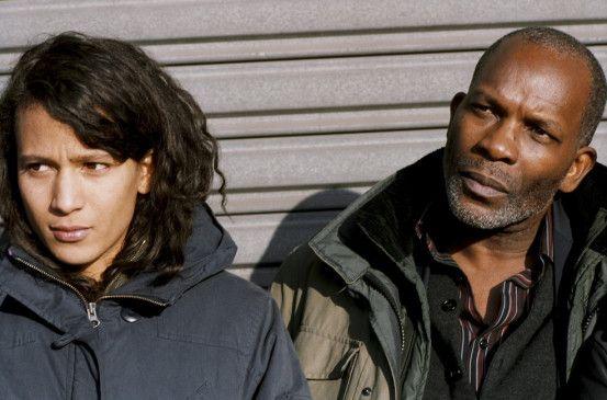 Ihre Wege werden sich trennen: Vater (Alex Descas) und Tochter (Mati Diop)